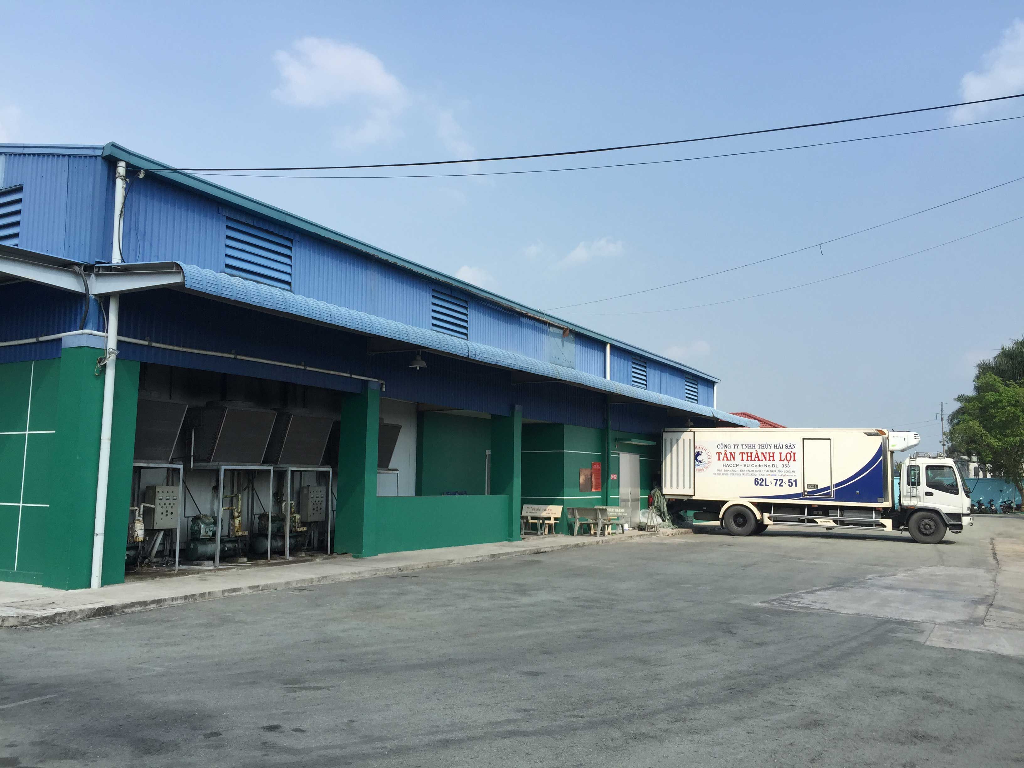 TAN THANH LOI FROZEN FOOD Co., Ltd